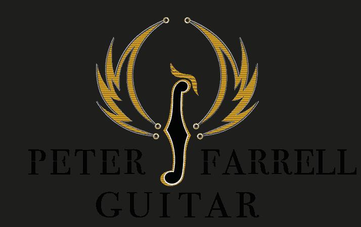 Peter Farrell Guitar